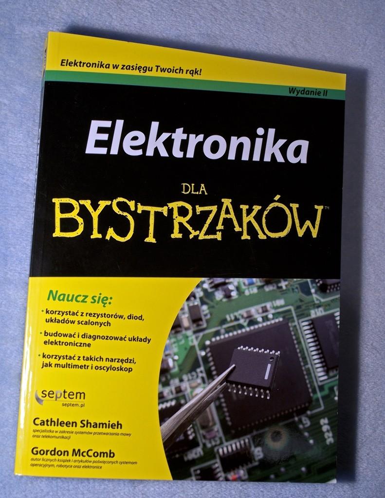książki o elektronice