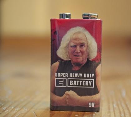 pan bateria